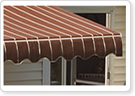 Retractable Awnings give you the ease of blocking nature's elements with the press of a button