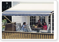 Aluminum Awnings for Long Island provide additional shelter for you and your family