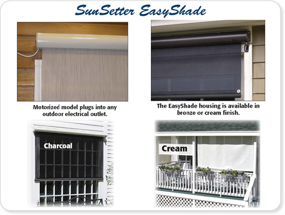 Sunshades for all of Long Island NY