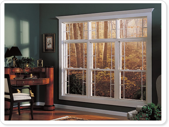 Windows and vinyl siding available for your sunroons from Sunscape Patio Rooms.