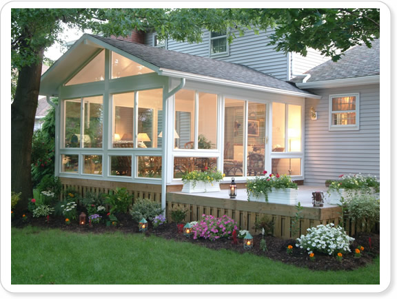 The Gable Sunroom For Long Island Will Extend Your Living E Majestically