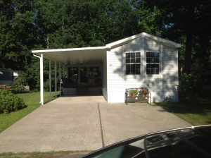 Insulated Awning and sunroom