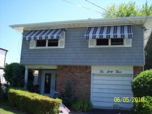 Fabric Window Awnings for Long Island by Nu-Image